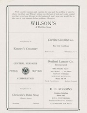 West Rutland High School - Green and Gold Yearbook (West Rutland, VT) online yearbook collection, 1941 Edition, Page 4