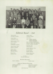 Westbrook High School - Blue and White Yearbook (Westbrook, ME) online yearbook collection, 1945 Edition, Page 13