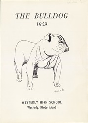 Westerly High School - Bulldog Yearbook (Westerly, RI) online yearbook collection, 1959 Edition, Page 5