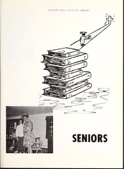 Western Bible College - Yearbook (Denver, CO) online yearbook collection, 1969 Edition, Page 15