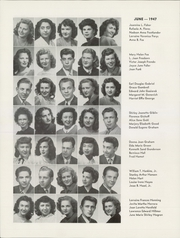 Western High School - Beacon Yearbook (Detroit, MI) online yearbook collection, 1947 Edition, Page 16 of 76