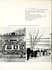 Western Michigan University - Brown and Gold Yearbook (Kalamazoo, MI) online yearbook collection, 1957 Edition, Page 10