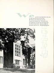 Western Michigan University - Brown and Gold Yearbook (Kalamazoo, MI) online yearbook collection, 1957 Edition, Page 8