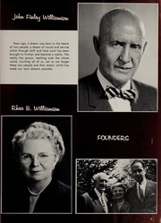 Westminster Choir College - Quadrangle Yearbook (Princeton, NJ) online yearbook collection, 1966 Edition, Page 11