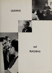 Westminster Choir College - Quadrangle Yearbook (Princeton, NJ) online yearbook collection, 1966 Edition, Page 13