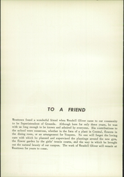 Westtown High School - Yearbook (Westtown, PA) online yearbook collection, 1954 Edition, Page 10
