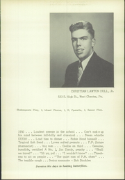 Westtown High School - Yearbook (Westtown, PA) online yearbook collection, 1954 Edition, Page 33