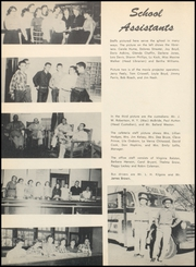 Wewoka High School - Tiger Yearbook (Wewoka, OK) online yearbook collection, 1954 Edition, Page 12