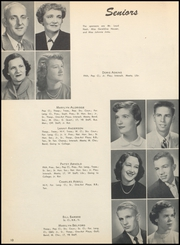 Wewoka High School - Tiger Yearbook (Wewoka, OK) online yearbook collection, 1954 Edition, Page 14