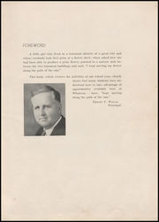 Whatcom High School - Kulshan Yearbook (Bellingham, WA) online yearbook collection, 1935 Edition, Page 7