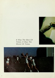 W T White High School - Saga Yearbook (Dallas, TX) online yearbook collection, 1972 Edition, Page 8