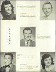 White River High School - Tiger Yearbook (White River, SD) online yearbook collection, 1959 Edition, Page 10