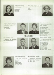 Whitney Point High School - Maroon and Gold Yearbook (Whitney Point, NY) online yearbook collection, 1961 Edition, Page 12