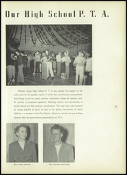 Whittier Union High School - Cardinal Yearbook (Whittier, CA) online yearbook collection, 1949 Edition, Page 17 of 184
