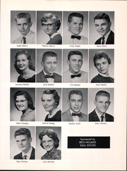 Wichita County Community High School - Warrior Yearbook (Leoti, KS) online yearbook collection, 1960 Edition, Page 17 of 86
