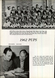 Wichita Falls High School - Coyote Yearbook (Wichita Falls, TX) online yearbook collection, 1963 Edition, Page 116 of 278