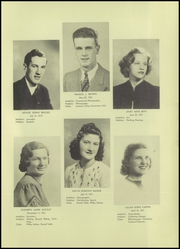 Wilby High School - Wilby Yearbook (Waterbury, CT) online yearbook collection, 1939 Edition, Page 15