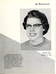 William Carey College - Crusader / Pine Burr Yearbook (Hattiesburg, MS) online yearbook collection, 1959 Edition, Page 13 of 136