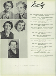 William King High School - Midget Yearbook (Abingdon, VA) online yearbook collection, 1953 Edition, Page 10