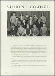 Williamsville High School - Searchlight Yearbook (Williamsville, NY) online yearbook collection, 1947 Edition, Page 10