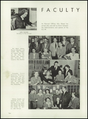 Williamsville High School - Searchlight Yearbook (Williamsville, NY) online yearbook collection, 1947 Edition, Page 8