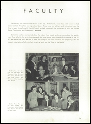 Williamsville High School - Searchlight Yearbook (Williamsville, NY) online yearbook collection, 1947 Edition, Page 9 of 76