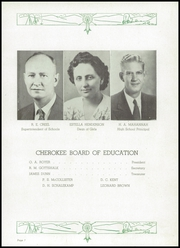 Wilson High School - Cherokean Yearbook (Cherokee, IA) online yearbook collection, 1947 Edition, Page 13