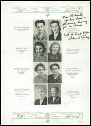 Wilson High School - Cherokean Yearbook (Cherokee, IA) online yearbook collection, 1947 Edition, Page 14 of 100