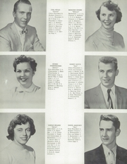 Wilton High School - Yearbook (Wilton, NH) online yearbook collection, 1956 Edition, Page 10
