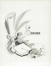 Wilton High School - Yearbook (Wilton, NH) online yearbook collection, 1956 Edition, Page 9 of 66