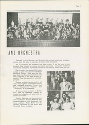 Winfield High School - Lagondan Yearbook (Winfield, KS) online yearbook collection, 1944 Edition, Page 11