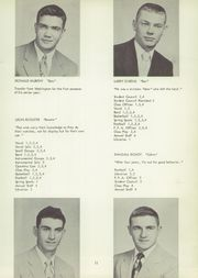 Winfield High School - Mirror Yearbook (Winfield, IA) online yearbook collection, 1955 Edition, Page 15