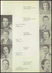 Winnfield High School - Salt Rock Yearbook (Winnfield, LA) online yearbook collection, 1951 Edition, Page 15