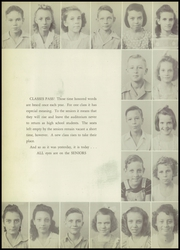 Winnfield High School - Salt Rock Yearbook (Winnfield, LA) online yearbook collection, 1951 Edition, Page 16 of 140