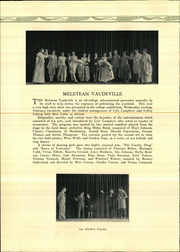 Wisconsin State Teachers College - Meletean Yearbook (River Falls, WI) online yearbook collection, 1929 Edition, Page 166 of 224