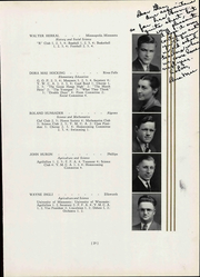 Wisconsin State Teachers College - Meletean Yearbook (River Falls, WI) online yearbook collection, 1937 Edition, Page 39