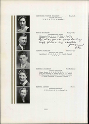 Wisconsin State Teachers College - Meletean Yearbook (River Falls, WI) online yearbook collection, 1937 Edition, Page 40 of 206