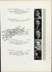 Wisconsin State Teachers College - Meletean Yearbook (River Falls, WI) online yearbook collection, 1937 Edition, Page 43