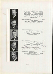 Wisconsin State Teachers College - Meletean Yearbook (River Falls, WI) online yearbook collection, 1937 Edition, Page 44 of 206