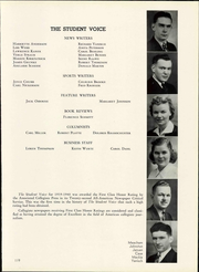 Wisconsin State Teachers College - Meletean Yearbook (River Falls, WI) online yearbook collection, 1940 Edition, Page 125