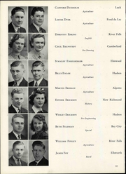 Wisconsin State Teachers College - Meletean Yearbook (River Falls, WI) online yearbook collection, 1940 Edition, Page 88