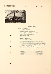 Wittenberg University - Witt Yearbook (Springfield, OH) online yearbook collection, 1936 Edition, Page 72