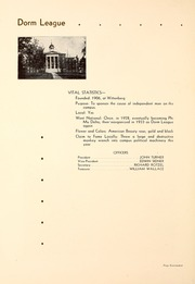 Wittenberg University - Witt Yearbook (Springfield, OH) online yearbook collection, 1936 Edition, Page 76