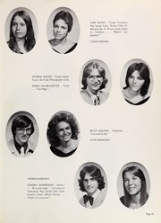 Woodbridge High School - Baronet Yearbook (Woodbridge, NJ) online yearbook collection, 1977 Edition, Page 45