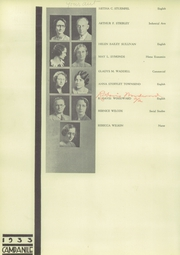 Woodrow Wilson High School - Campanile Yearbook (Long Beach, CA) online yearbook collection, 1933 Edition, Page 189