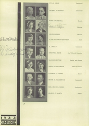 Woodrow Wilson High School - Campanile Yearbook (Long Beach, CA) online yearbook collection, 1933 Edition, Page 191