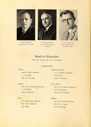 Woodrow Wilson High School - Crusader Yearbook (Dallas, TX) online yearbook collection, 1935 Edition, Page 16 of 152