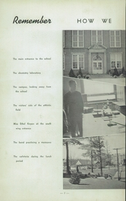 Woodrow Wilson High School - Echo Yearbook (Beckley, WV) online yearbook collection, 1941 Edition, Page 6 of 80