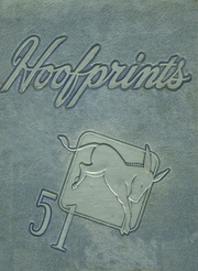 Woodrow Wilson High School - Hoofprints Yearbook (Los Angeles, CA) online yearbook collection, 1951 Edition, Page 1