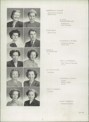 Woodstock Community High School - Woodcohi Yearbook (Woodstock, IL) online yearbook collection, 1949 Edition, Page 14